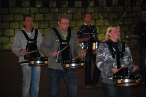 Taptoe repetitie 2010